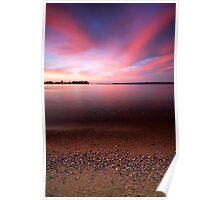 Serenity, Leech Lake Poster