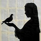 the dove by Loui  Jover