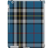 10005 Thompson/Thomson/MacTavish Dress Blue Tartan Fabric Print Ipad Case iPad Case/Skin