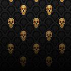 skulls by bluedamion