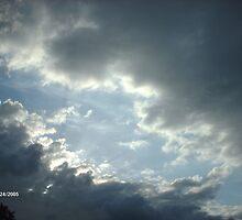 Breaking Clouds by Springfairy