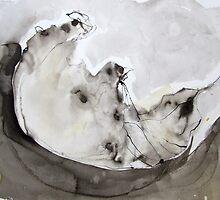 Ink Painting by Hannah Mickunas