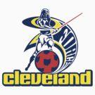 Cleveland Soccer Force by WeBleedOhio