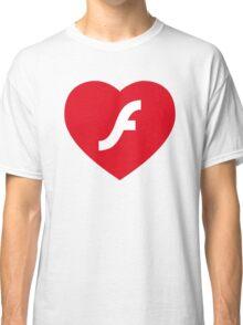 Flash Love Classic T-Shirt