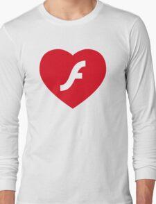 Flash Love Long Sleeve T-Shirt
