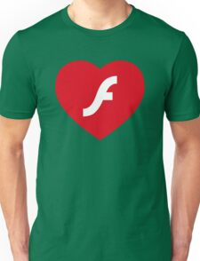 Flash Love Unisex T-Shirt