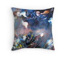 Original Oil Painting Throw Pillow