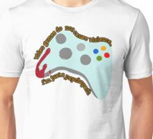 Video Game Violence Unisex T-Shirt