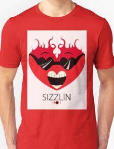 Sizzling Hot Heart(Shades) T-Shirt
