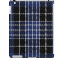 10009 Clark Clan Tartan Fabric Print Ipad Case iPad Case/Skin