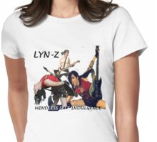 Lyn-Z Way Womens Fitted T-Shirt