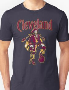 Captain Cleveland - Dark Unisex T-Shirt