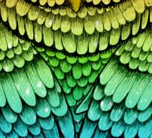 'Owlbert' Sticker