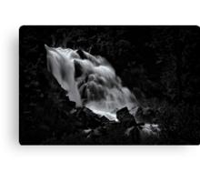 Upper Fallen Leaf Falls Canvas Print