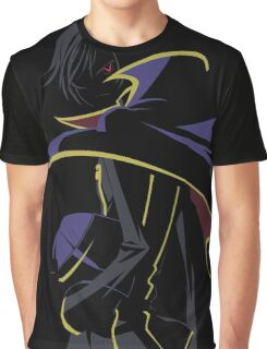 Code Geass Lelouch Lamperouge  Graphic T-Shirt