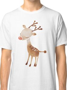 Rudolf the reindeer Classic T-Shirt