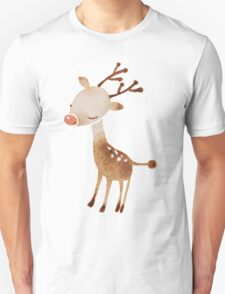 Rudolf the reindeer T-Shirt