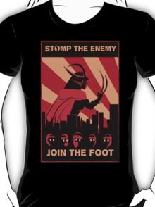 The Foot wants you! T-Shirt