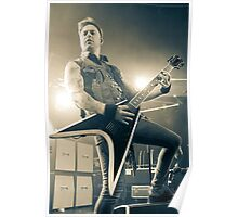 Matt Tuck of Bullet for My Valentine Poster