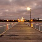 Semaphore Lights by MarkCooperPhoto