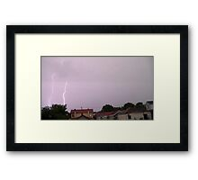 Spring 2013 Collection 23 Framed Print