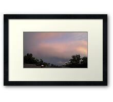 Spring 2013 Collection 30 Framed Print