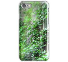 Memories In Green...Poulsbo, Washington iPhone Case/Skin
