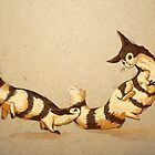 Furret War Dance by Ashley Dadoun