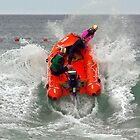Williamstown IRB at Ocean Grove by Andy Berry