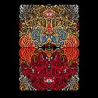 TATTOO GALLERY - SWIRL 001 by NEIL BEER