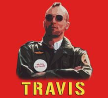Travis Bickle by Edwaardz
