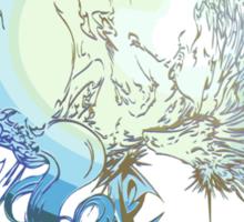 FFXIII - Cocoon. Sticker