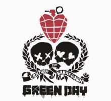Green day Logo by whatserstorm