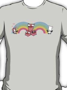 Pink Knight- Castle Crashers T-Shirt