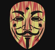 Guy Fawkes by cutpriceclobber