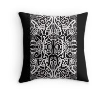TATTOO GALLERY - COMP 001 Throw Pillow