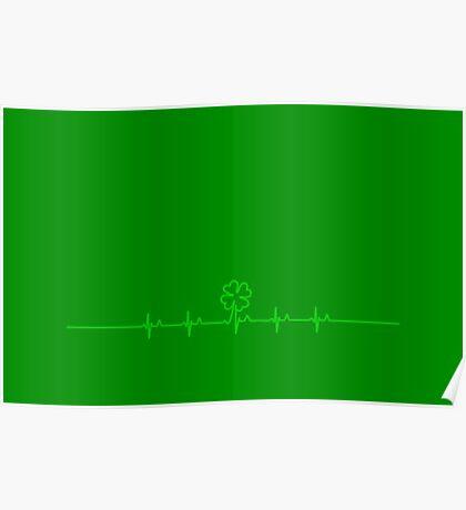 Heart Beat for Ireland VRS2 Poster