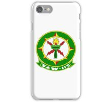 VAW-115 Liberty Bells (Sentinels) iPhone Case/Skin