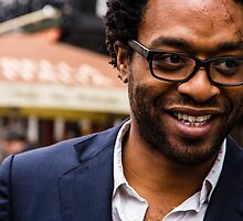 Chiwetel Ejiofor by Paul Bird
