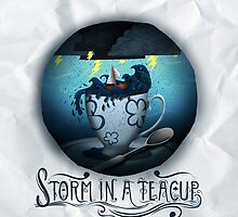 Storm In A Teacup by ZoeShelton
