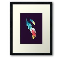 Feather Framed Print