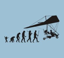 Evolution of man micro light by Chris-Cox
