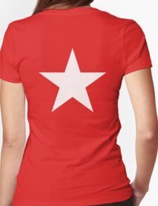 Fatal Fury- Terry bogard Womens Fitted T-Shirt