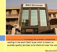 RH international – A premier work place  by rhiltd