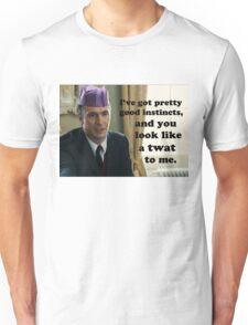 Twat. Unisex T-Shirt