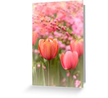 Spring Froth Greeting Card