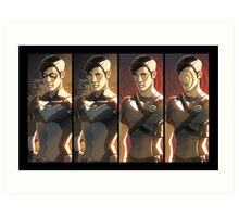 Dick Grayson Art Print