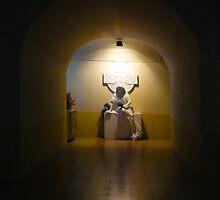 Mourning the Dead by Al Bourassa