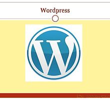 Wordpress for you by css4me123