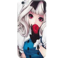 Anime Girl Apple iPhone Case/Skin